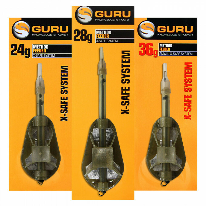 GURU Small X-Safe Method Feeder 36g