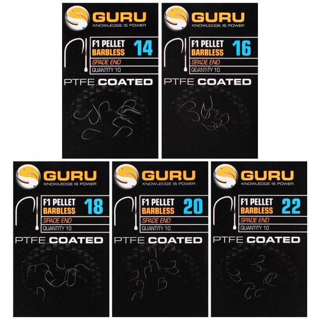GURU F1 Pellet Spade End size 18