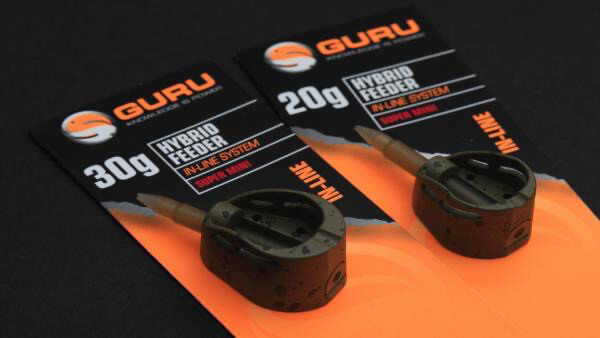 GURU Hybrid Feeder Super Mini 30g