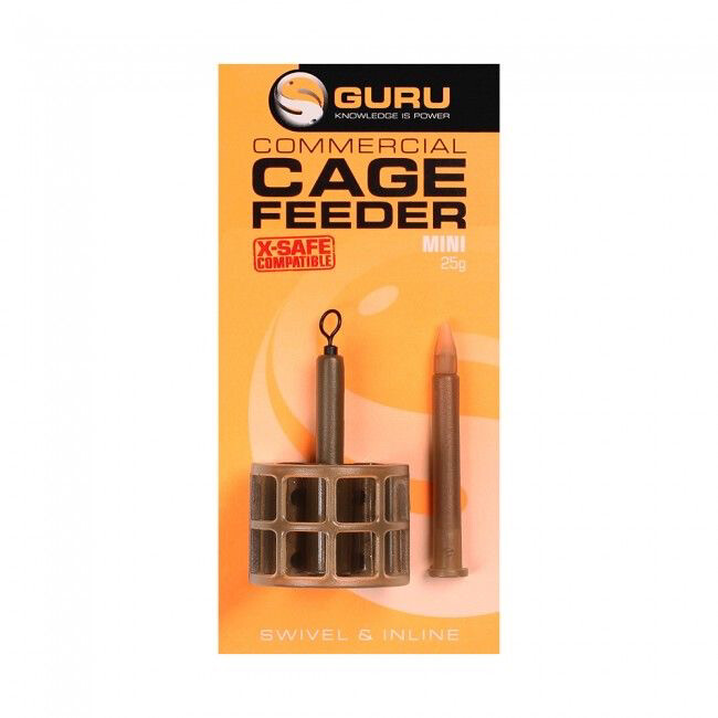 GURU Commercial Cage Feeder Mini 25g