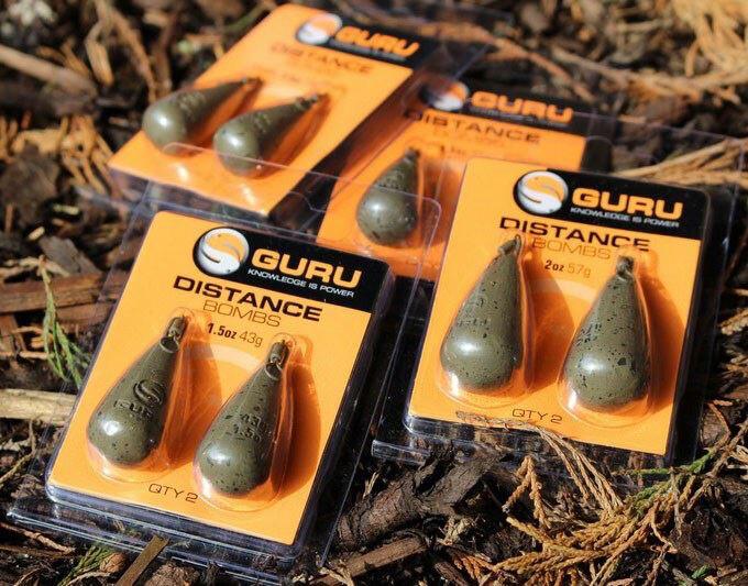 GURU Distance Bombs 1.1oz 31g