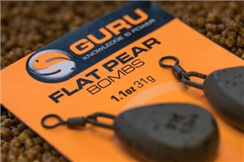 GURU Flat Pear Bombs 1.1oz 31g