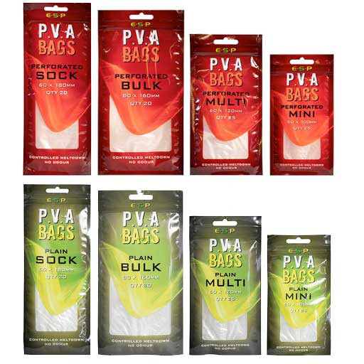 ESP Pva Plain Bag Bulk