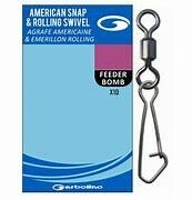 Garbolino American Snap Swivel size 8 Feeder Bomb