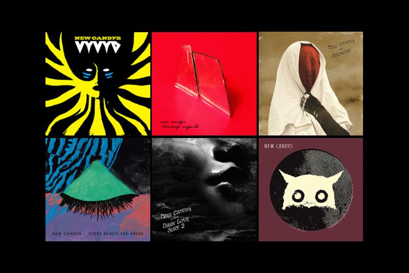 Digital Albums (via Bandcamp)