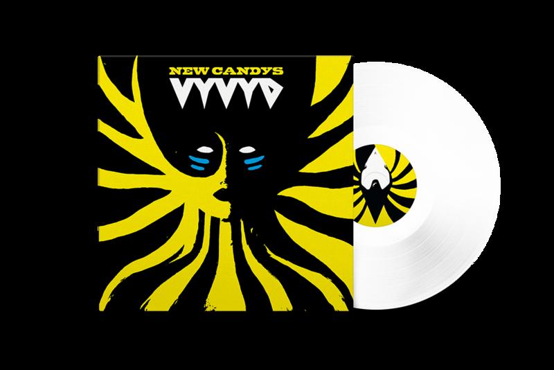 """Vyvyd - 12"""" Vinyl"""
