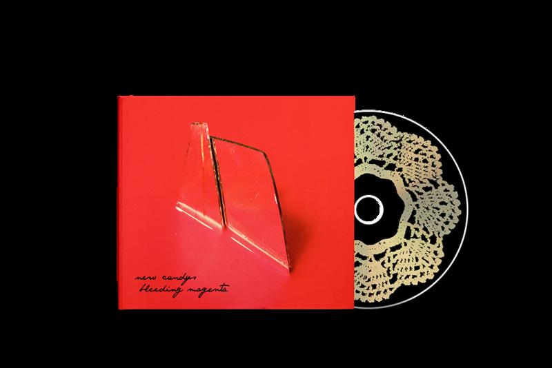 Bleeding Magenta - CD