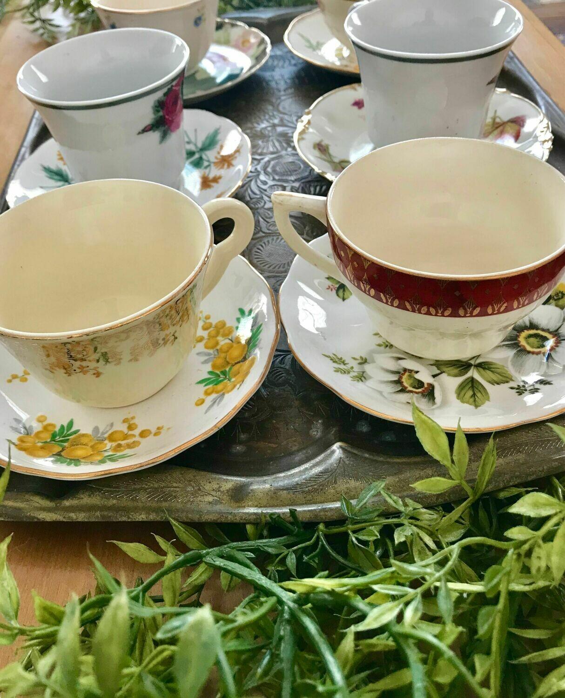 Tea & Coffee Cups