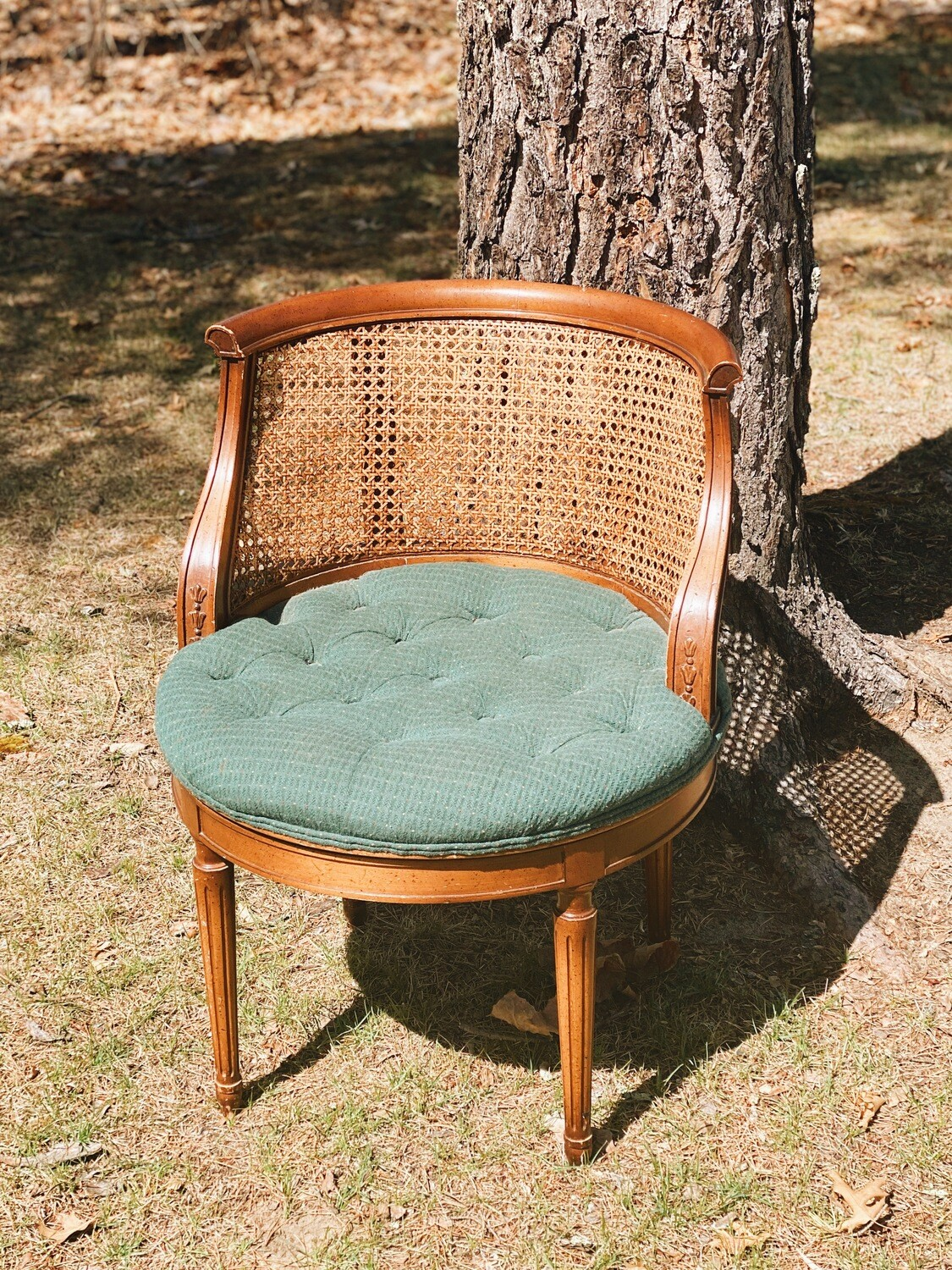 Wicker Low Back Chairs
