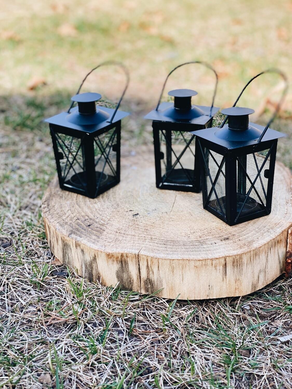 Mini Black Lanterns