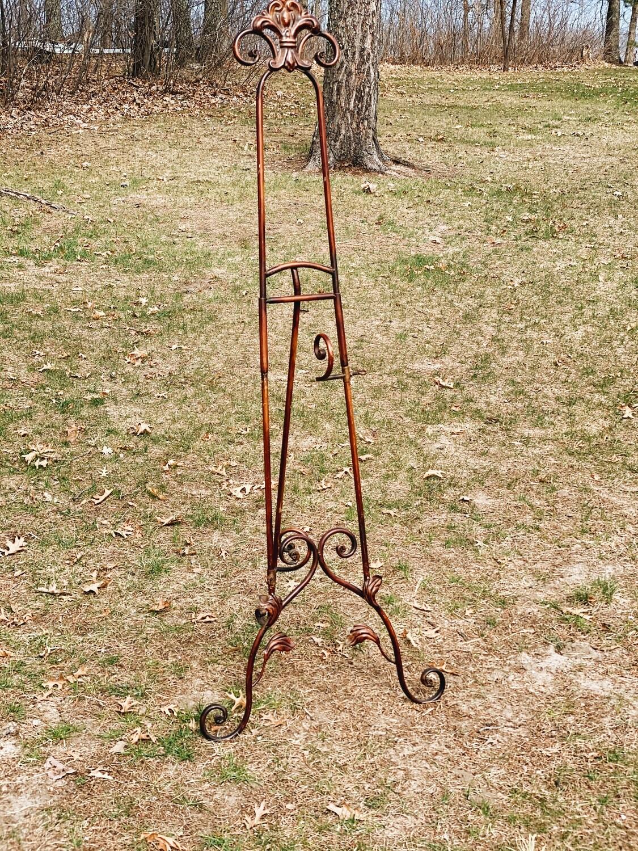 Bronze Easel