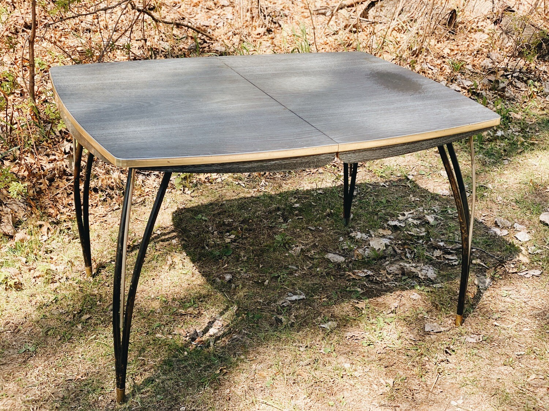 Retro Grey Table