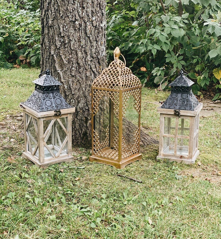 Assorted Lanterns