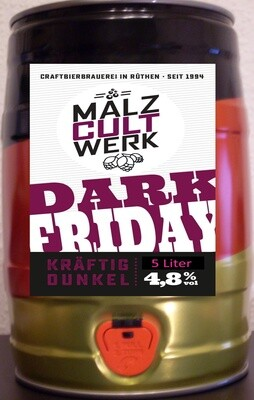 5 LITER PARTYDOSE DARK FRIDAY