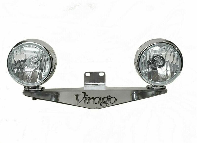 LIGHT BAR + LIGHTS - XV700 / XV1000 Virago