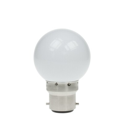Prolite 1W LED Golf Ball Lamp