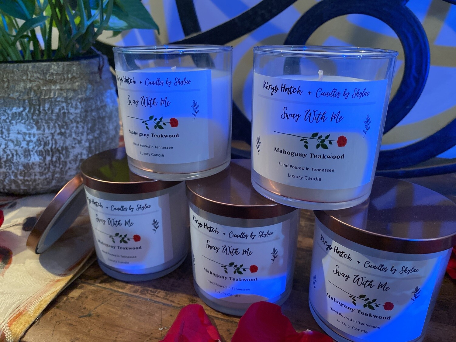 The Sway With Me Candle