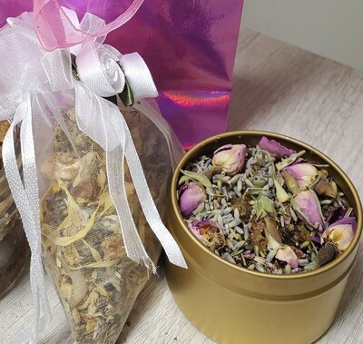 Customized Herbal Steam Blends