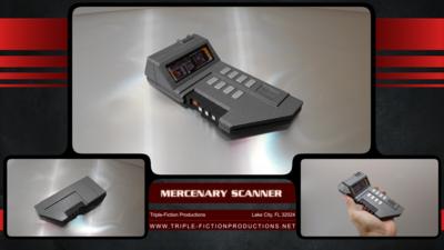 Mercenary Scanner