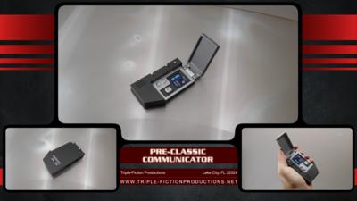 Pre-Classic Communicator