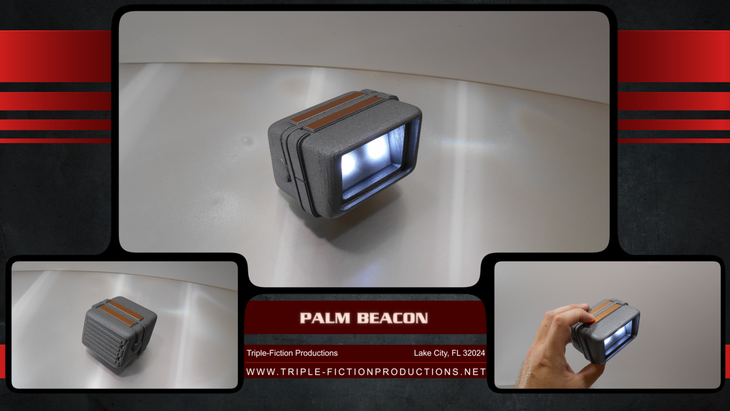 Palm Beacon