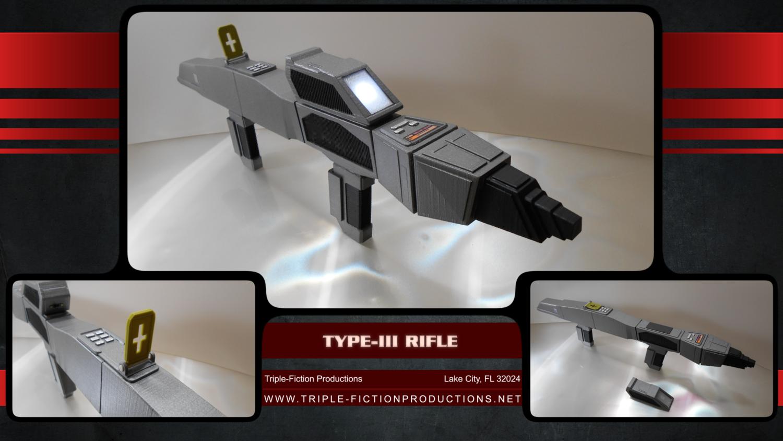 Type-III Rifle