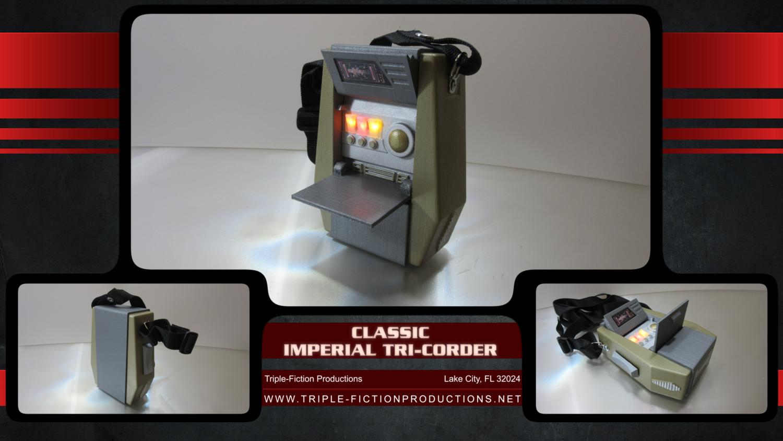 Classic Imperial Tri-Corder