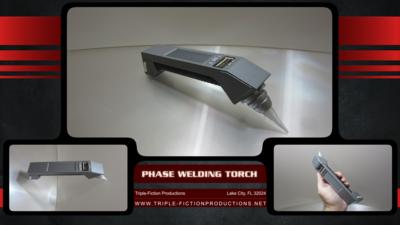 Phase Welding Torch