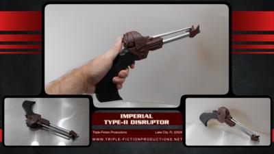 Imperial Type-II Disruptor