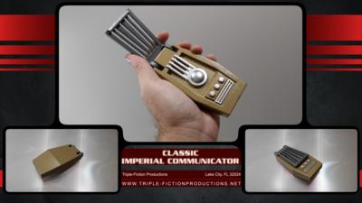 Classic Imperial Communicator