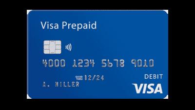 Prepaid Visa Card 75.00 USD PRELOADED