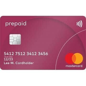 Virtual Credit Card - MasterCard 50.00 USD PreLoaded