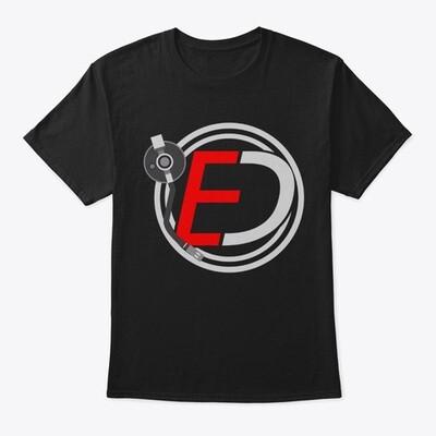 t-shirt unisex eurodeejay colletion