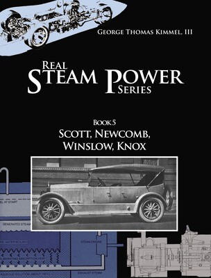 Scott, Newcomb, Winslow, Knox, Real Steam Power Series, Book 5