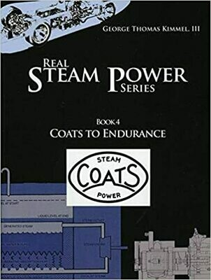 Coats to Endurance, Real Steam Power Series, Book 4
