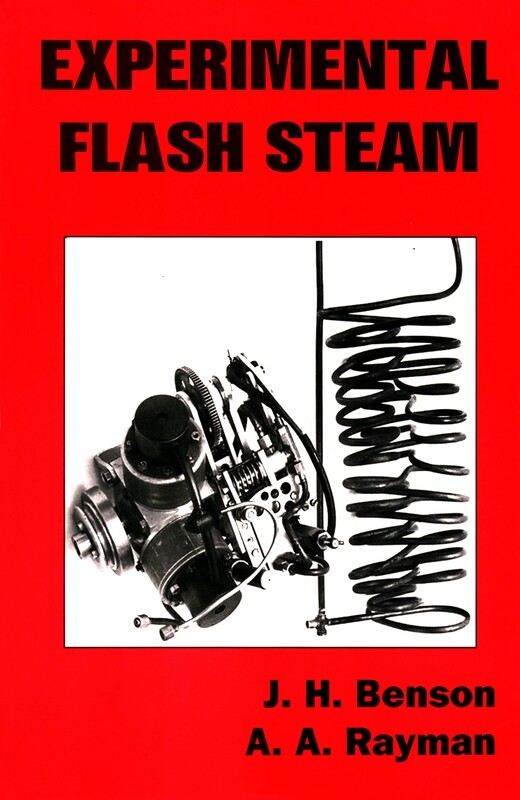 Experimental Flash Steam