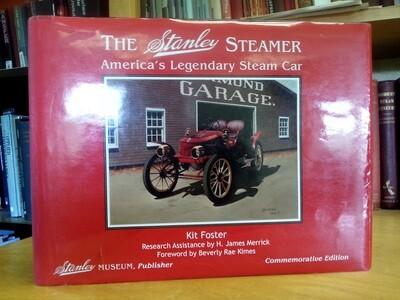 The Stanley Steamer