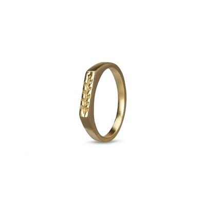 YAYA  | RING | 1333131-111 GOLD