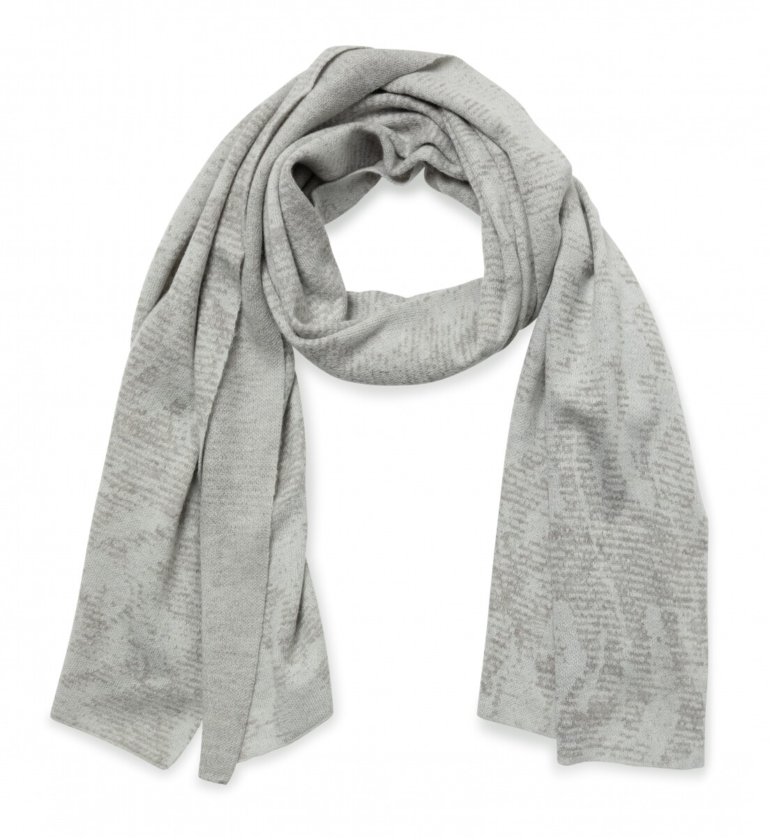 YAYA | SJAAL | 1300105-111 LIGHT GREY MELANGE
