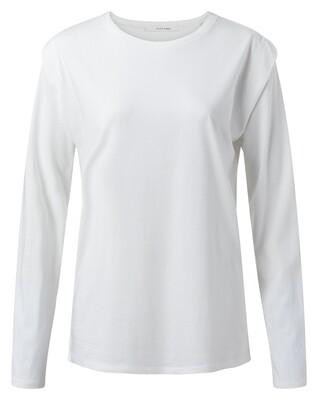 YAYA   T-SHIRT   1909389-112 OFF WHITE