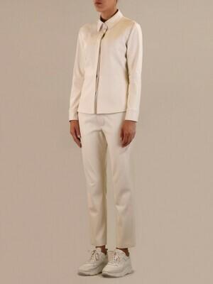 RINO & PELLE | BLOUSE | tanner 750s21 off white