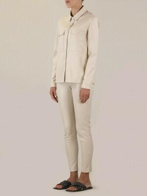 RINO & PELLE | BLOUSE | lave 750s21 off white