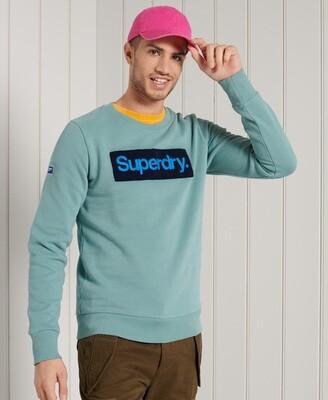 SUPERDRY | TRUI | m2011150a blauw