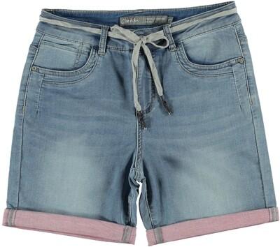GEISHA | SHORT | 11025-10 bl.jeans