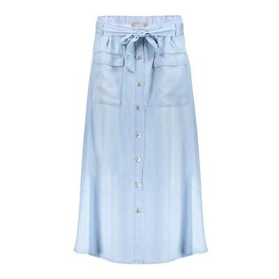 GEISHA   ROK   16006-10 bl.jeans