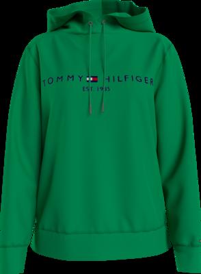 TOMMY HILFIGER | HOODIE | wwoww26410 z21 groen