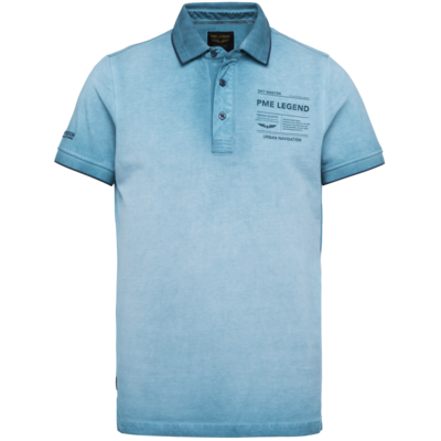 PME | POLO | ppss212861 blauw
