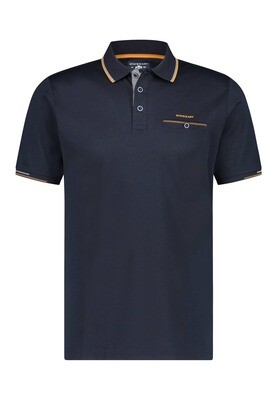 STATE OF ART | POLO | 461 11569 blauw