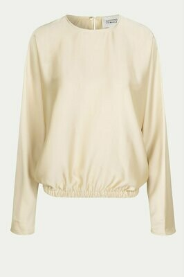 SECOND FEMALE | BLOUSE | barbi 54351 wit