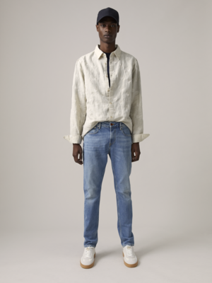SCOTCH & SODA | SKIM JEANS | 159636 bl.jeans